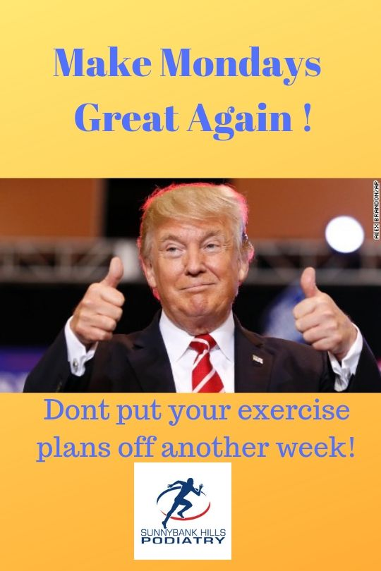Make Mondays Great Again !